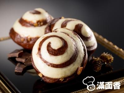 【滿面香】圈圈朱古力(巧克力) - 4入裝