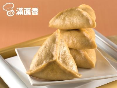 【滿面香】麻糬黑糖金三角 - 4入裝