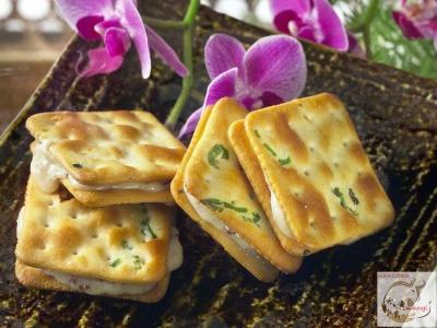香ㄟ蘇打牛軋餅(蔓越莓)-溫馨盒