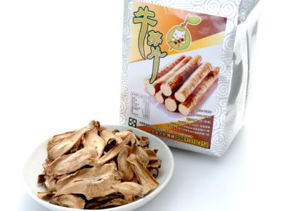 台南將軍黃金牛蒡切片300g