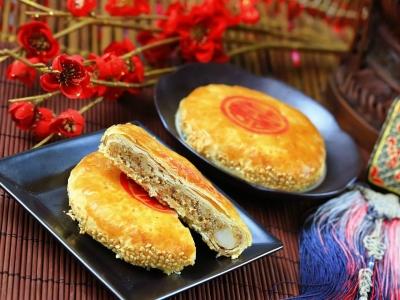 古早味冬瓜肉餅(5入)