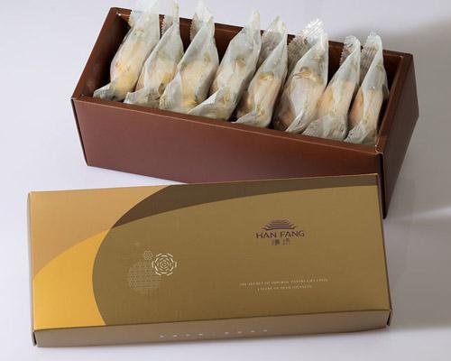 【御點】綜合8入禮盒★鳳梨核桃*4+焦糖栗子*4(蛋奶素)