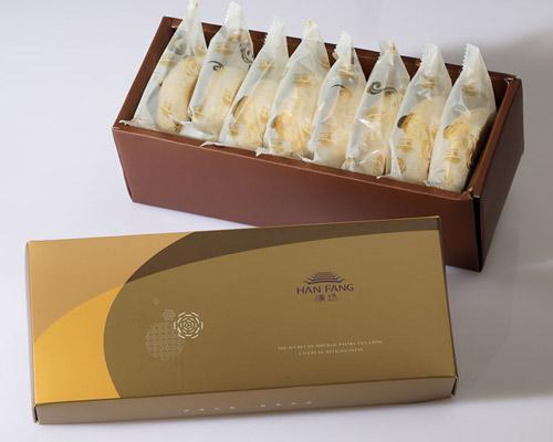 【御點】溏心酥6入禮盒(蛋奶素)