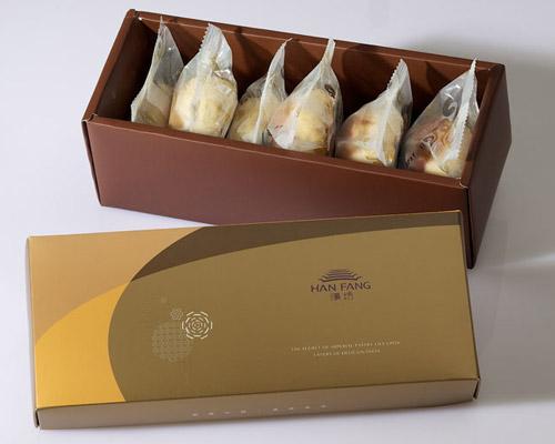 【御點】金沙弄月6入禮盒(蛋奶素)