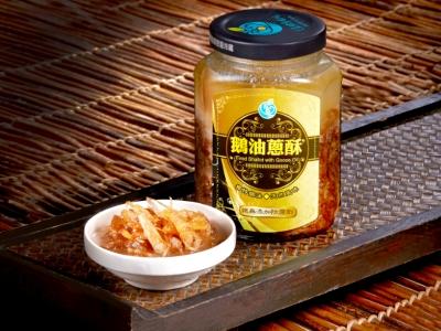 鵝油蔥酥340g