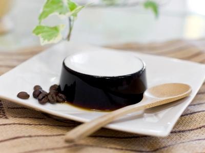 研磨咖啡凍