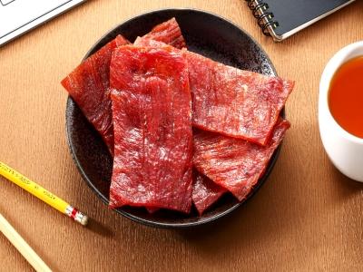 經典豬肉乾