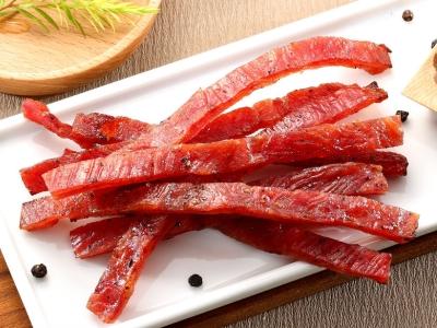 條子豬肉乾-黑胡椒