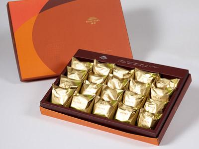 【御藏】鳳梨酥20入禮盒(蛋奶素)