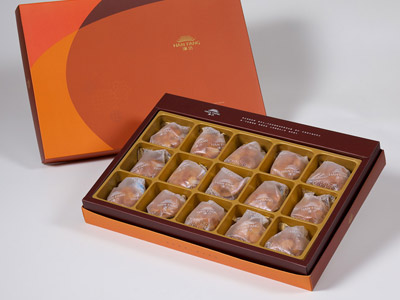【御藏】辣味夏威夷豆堅果塔15入禮盒