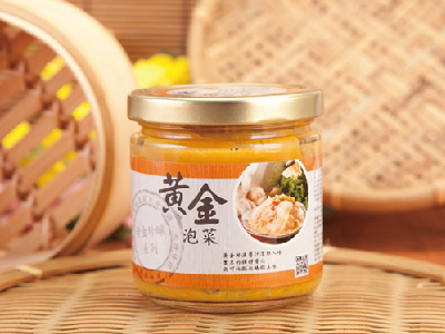 天府臻饌-黃金泡菜