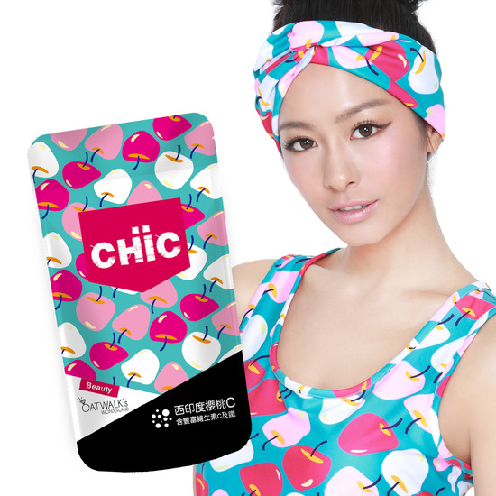 CHiC西印度櫻桃C(14包/袋)5包