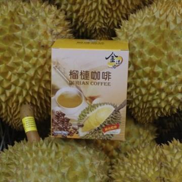 正捷國際 榴槤咖啡 (10包入)