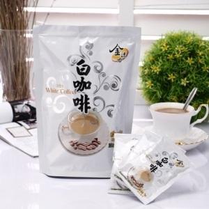 正捷國際 白咖啡 (15包入)5盒