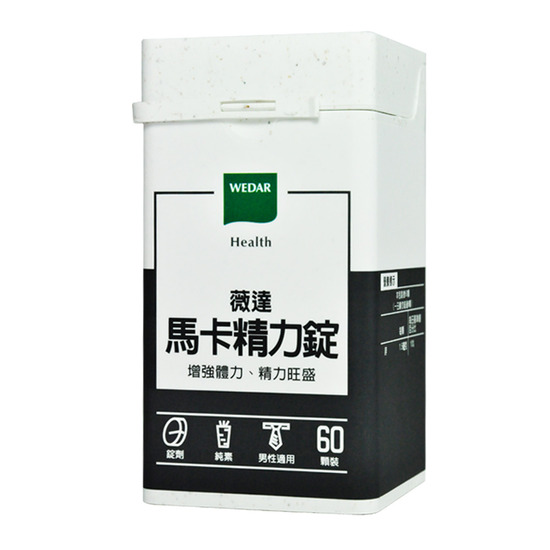 WEDAR 薇達 馬卡精力錠(60粒)