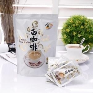 正捷國際二合一無加糖白咖啡 (15包入)