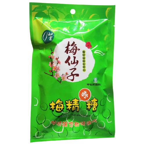 甲仙農會 梅精軟糖