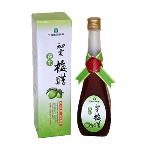 甲仙農會 養生梅醋(500ml)