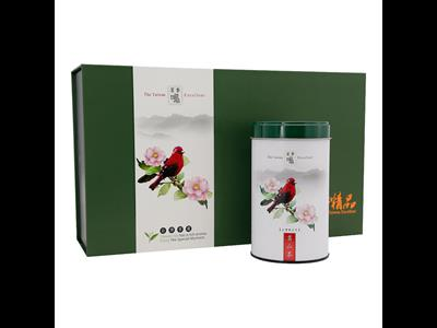 國寶級朱雀台灣高山茶精品禮盒2罐組(150g/罐)-共300g