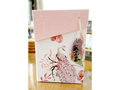 雀悅(粉)-綜合型-金御紅烏龍立體茶包及凍頂烏龍茶包