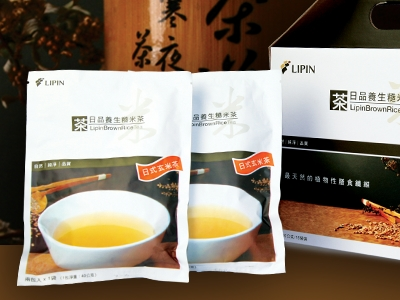 日品養生糙米茶(30包入)