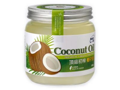 日品頂級初榨椰子油500ml