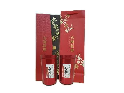 台灣經典金御紅烏龍冷泡茶經濟包禮盒