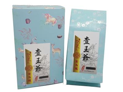 雀悅查王爺金烏龍冷泡茶經濟包盒