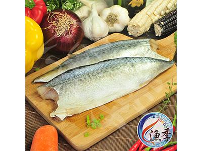 台灣鯖魚一夜干 6片