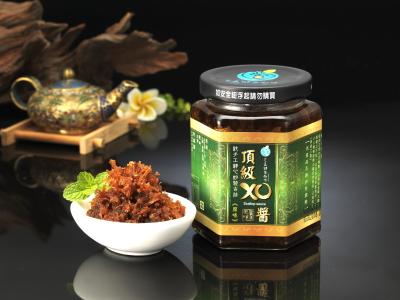 【宏嘉】頂級原味干貝醬
