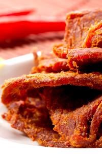 原味豬肉乾