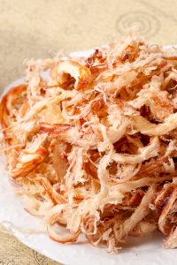 碳烤魷魚絲