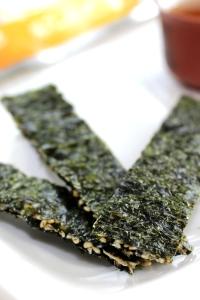 黃金蕎麥海苔脆片