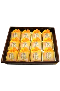 台灣鳳梨酥禮盒(12入)