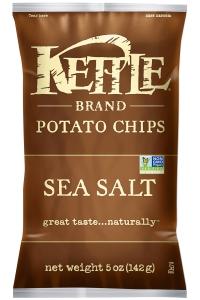 Kettle®K董洋芋片-海鹽(142g)