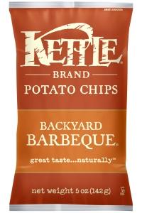Kettle®K董洋芋片-BBQ(142g)