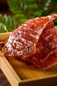 黑胡椒豬肉乾