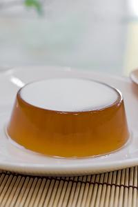格哆莉-茉綠香茶凍