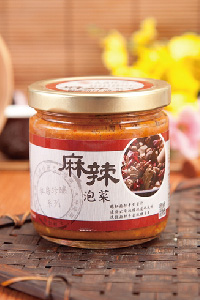 天府臻饌-麻辣泡菜 -=熱銷商品=-