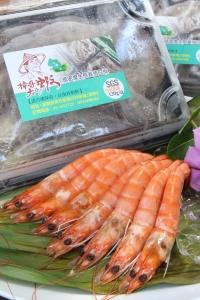 嘉義東石-樟哥大小蝦(每盒320g)不分大小隻
