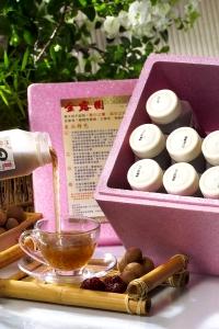 350cc白木耳露禮盒(12入)蜂蜜x12