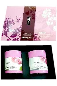 台灣茗賞禮盒-杉林溪高山茶
