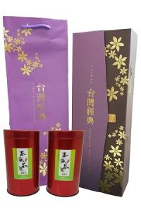 台灣經典茶盛茶清香禮盒