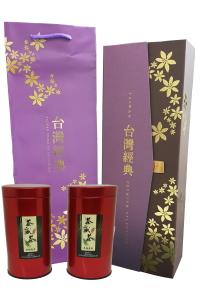 台灣經典炭焙功夫茶禮盒