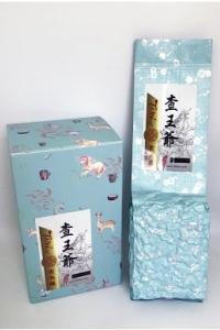 雀悅查王爺金烏龍茶葉盒