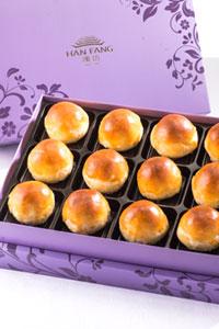 【臻饌】蛋黃酥12入禮盒(蛋奶素)
